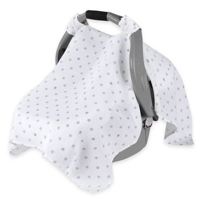 aden® by aden + anais® Car Seat Canopy in Dashing - buybuyBaby.com