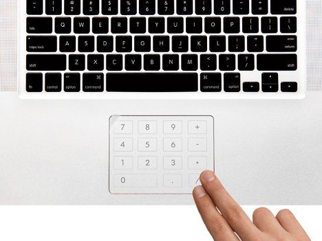 Number Pad Film For Touchpad Handy For Those Using Laptops Top Small Business Ideas New Small Business Ideas Top Business Ideas