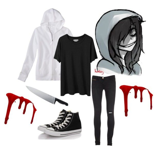 unique jeff the killer outfit for 35 jeff the killer in a maid outfit