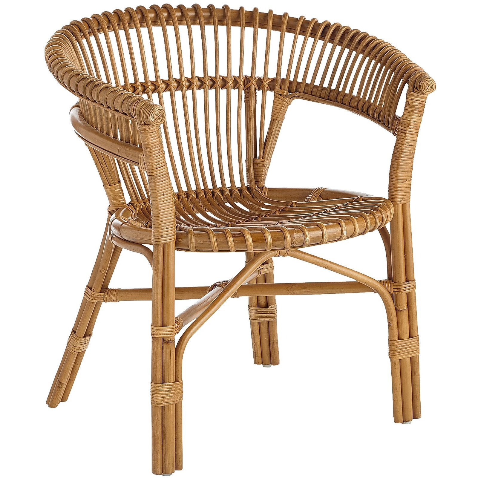 Pier One Accent Chair: Rattan Dining Chairs
