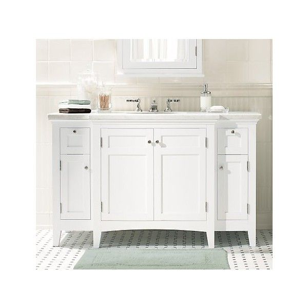 kitchen cabinets with hardware pictures restoration hardware cartwright wide single vanity 21424