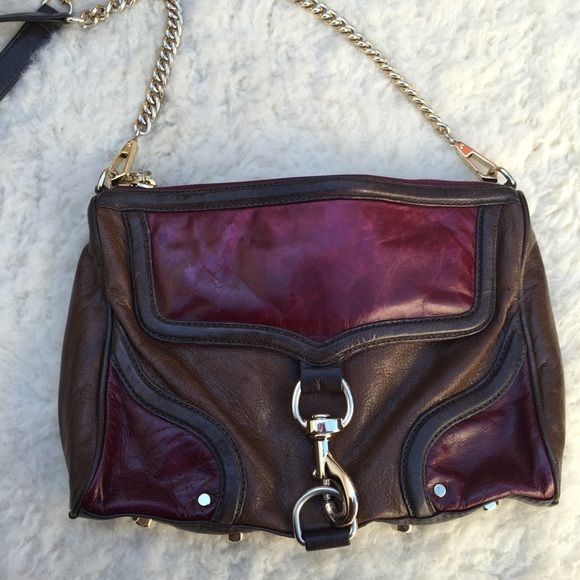 Rebecca MinkOff cross body bag Worn only a few times. 9.5/10 condition. No stains, no rips, no scratches. Rebecca Minkoff Bags Crossbody Bags