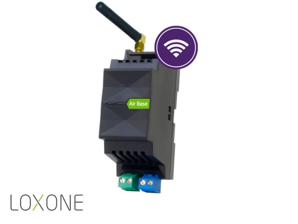 Hausautomatisierung Welches System loxone air base extension smarthome haussteuerung