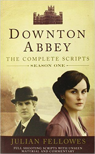 Downton Abbey Series 1 Scripts Official Amazon It Julian