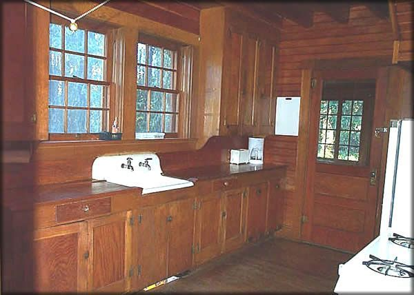 This Is It The Cabinets Are What I Want Mid 1930 S