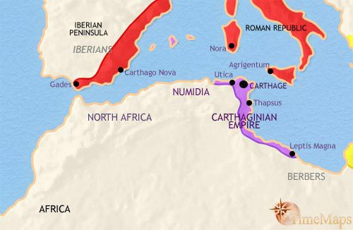 History map of north africa 200bc history of africa pinterest history map of north africa 200bc gumiabroncs Gallery
