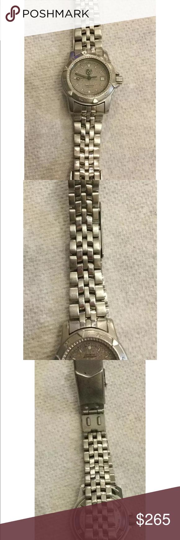 Ladies Tag Heuer 1500 Series Watch Accessories Women Accessories Accessories Watches