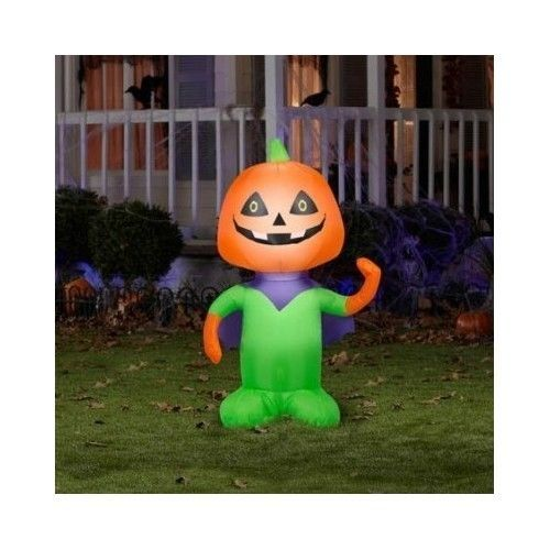 airblown inflatable super jack with cape halloween decoration outdoor 35 foot halloween - Blow Up Halloween Decorations