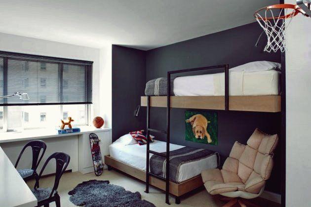 15 schöne zeitgenössische Kinderzimmer Designs, die Ihre Kinder unterhalten in 2020   Kinder ...