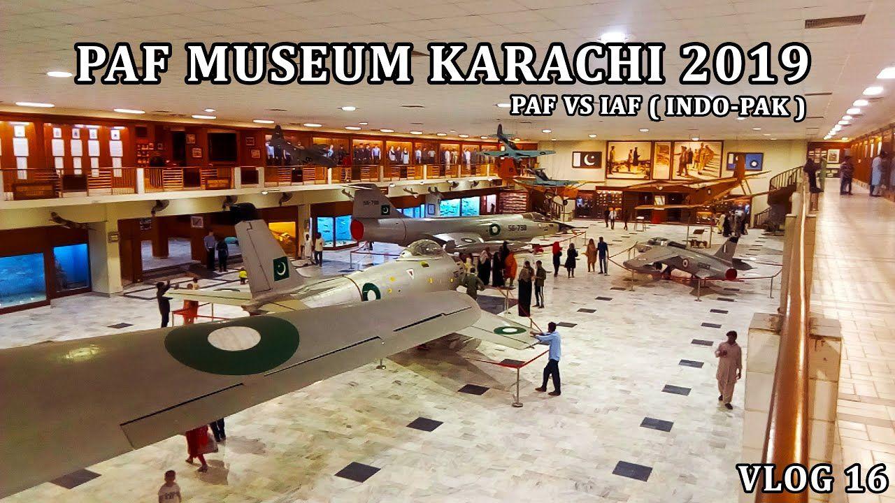 Paf Museum Karachi Defence Day Pakistan Air Force PAF