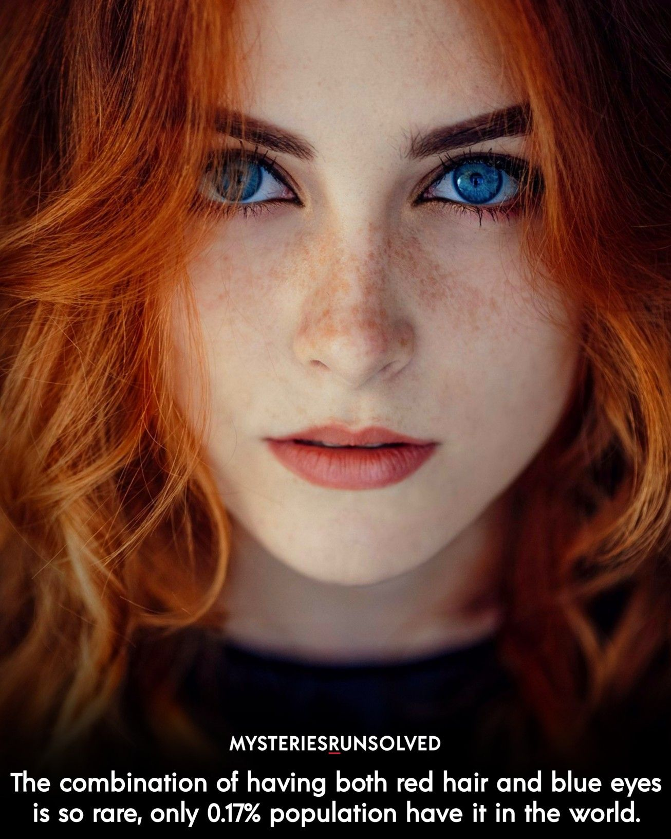 Red Hair Blue Eyes Combination In 2020 Red Hair Blue Eyes Red Hair Woman Beauty Eyes
