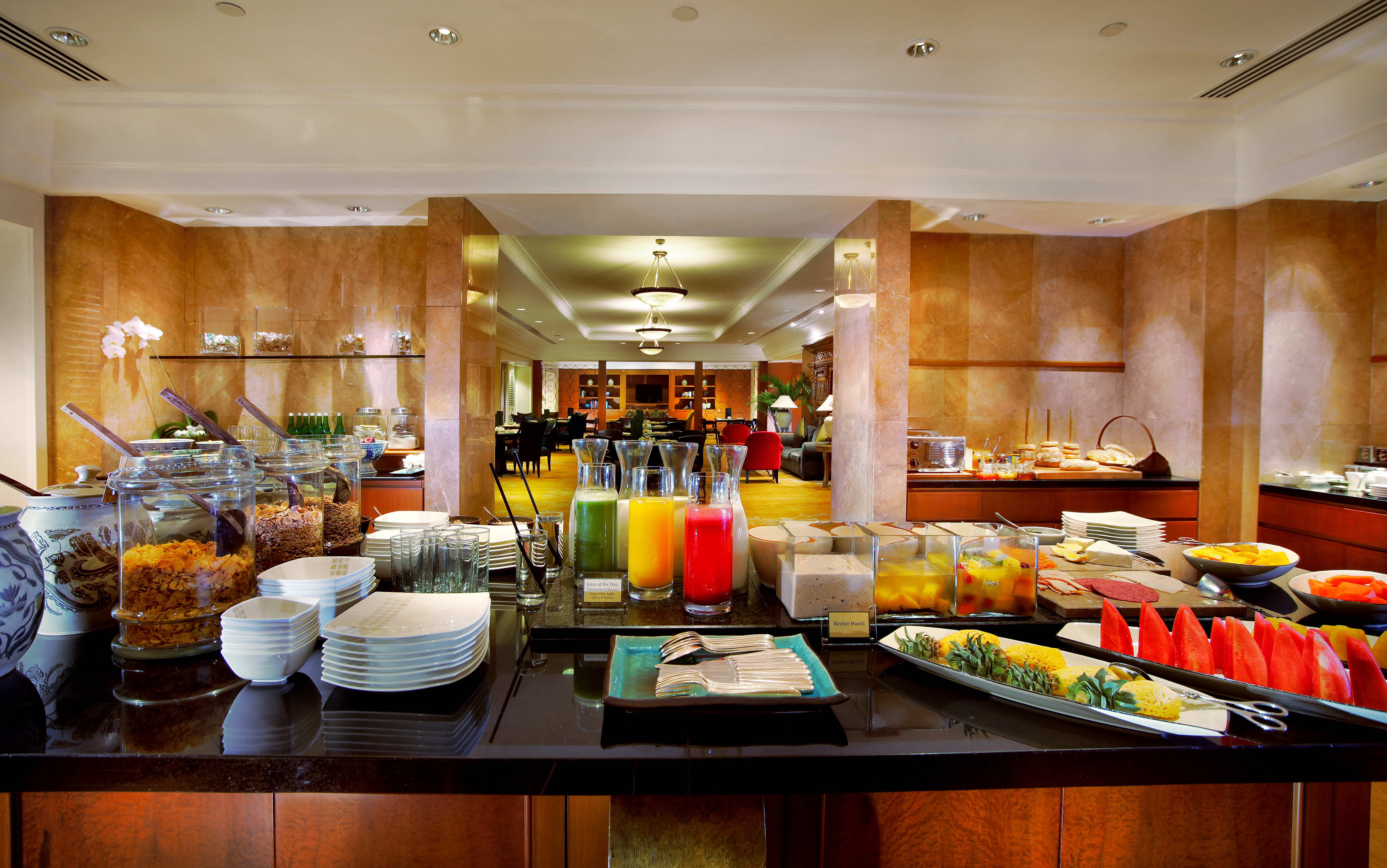 Executive Club Package Our Executive Club enhances your