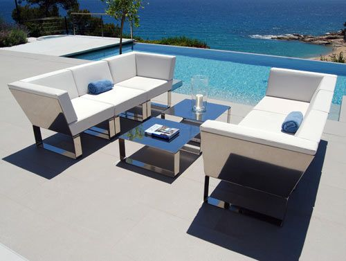 Modern Furniture Outdoor Ubica Nautico