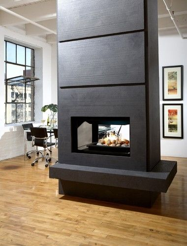 Marquis Gemini Multi Sided Fireplace Modern Fireplaces Denver Home And Hearth Outfitters Fireplaces See Through Fireplace Modern Fireplace Double Sided Electric Fireplace