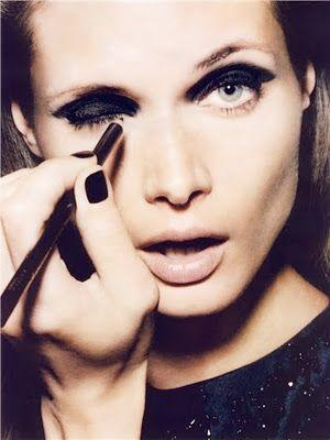 Eyes make-up trends