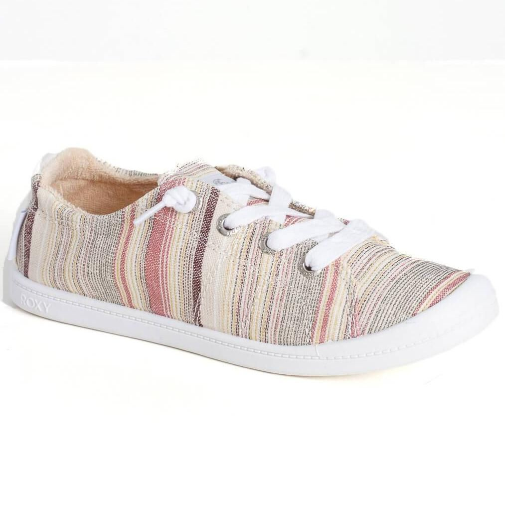 Roxy Bayshore III women's shoes Size 6 Stripped Multicolor