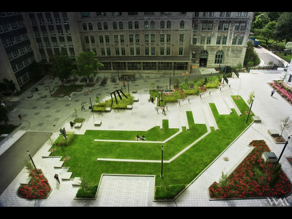 WAA Montreal Landscape Architects Google Search
