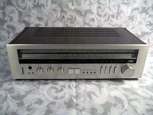 Sold Vintage SANSUI R-7 Stereo Receiver Repair or Parts