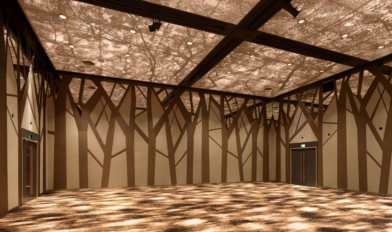 Ballroom Ballroom Design Hotel Interior Design Hall Interior
