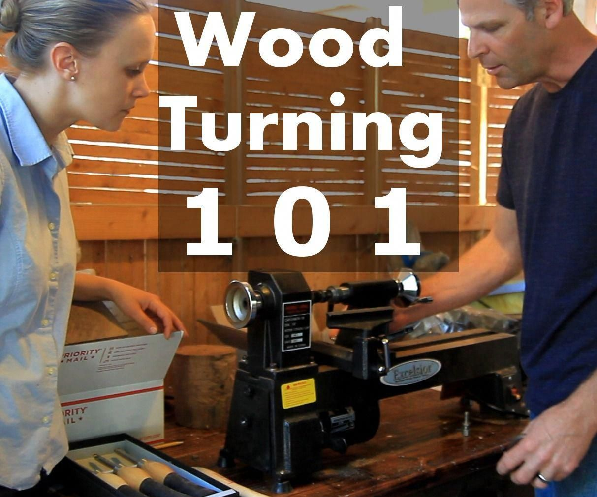 Wood turning can seem like a mystery to many woodworkers