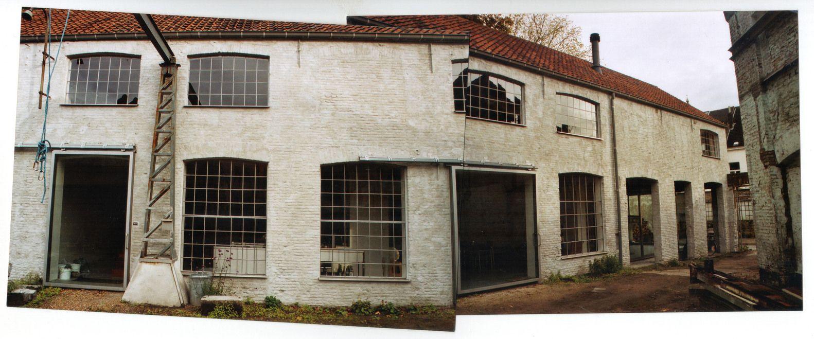 Gallery of Reconversion in Ghent / Axel Devroe - 15