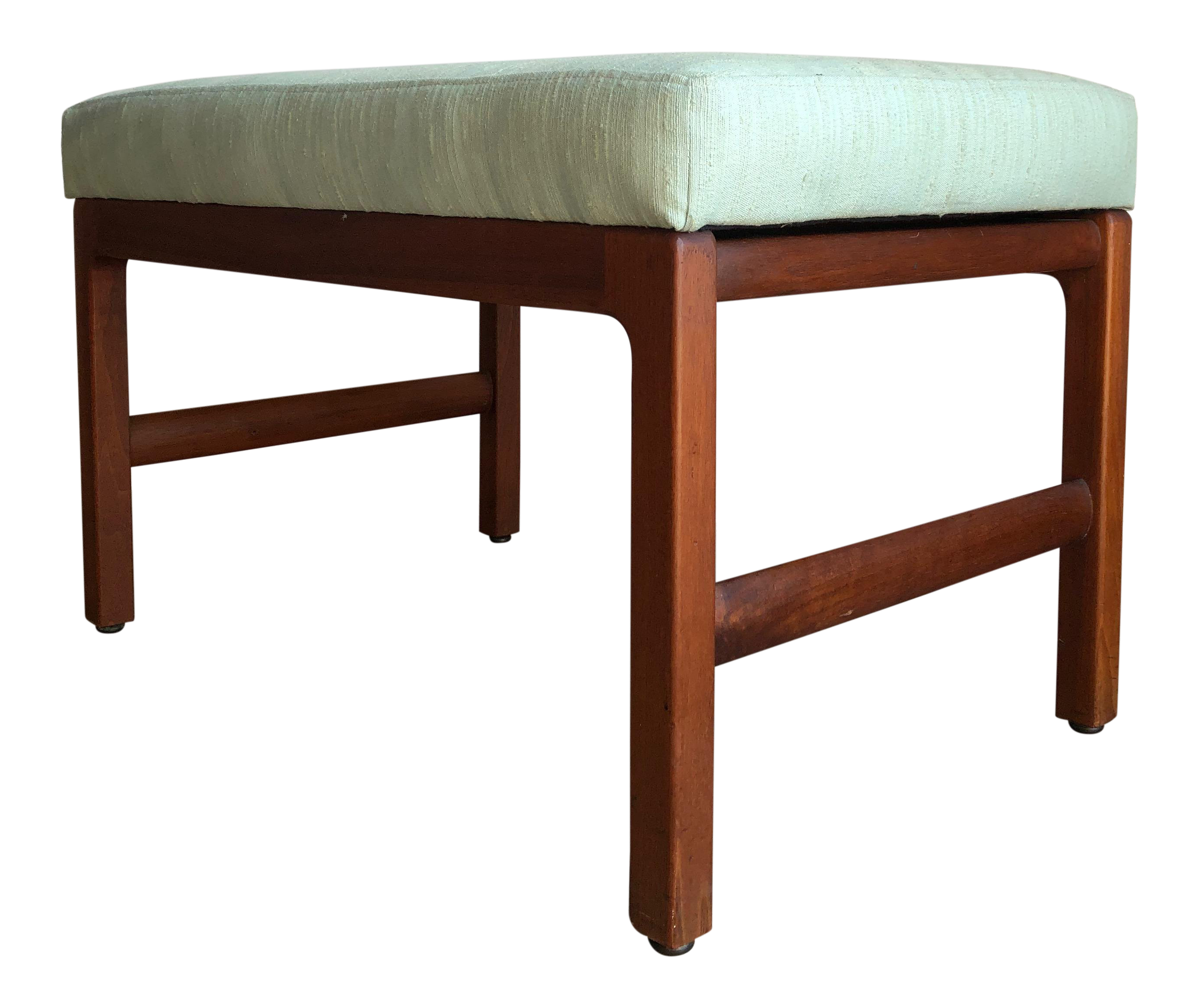Excellent Vintage Mid Century Modern Bench By Gunlocke Chair Co In Gmtry Best Dining Table And Chair Ideas Images Gmtryco