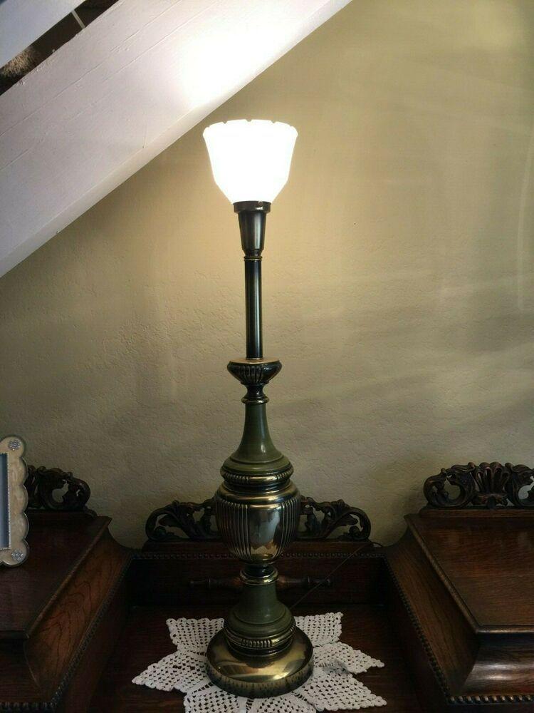 Torchiere Table Lamp, Torchiere Table Lamps
