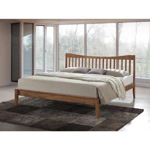 Best Contemporary Wood Platform Bed By Baxton Studio Wood 640 x 480