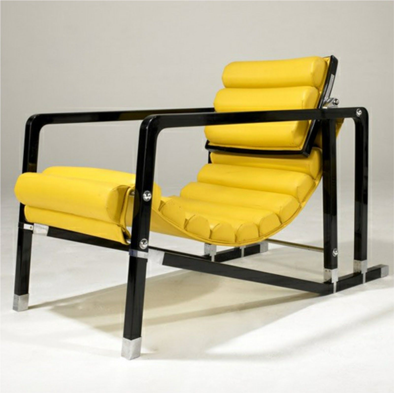 Original Eileen Gray Transat Chairs Are Chairs Produced By The