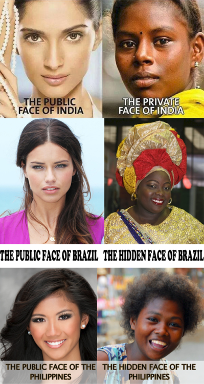 """muneca-africana: """" lxttle-bxrd: """" saffronsoleil: """" blackandbrownlove: """" #Melanin #WarOnMelanin """" you know, LOTS AND LOTS of famous filipino actors and actresses are HALF filipino. like half australian or half spanish. Think of all the people who..."""