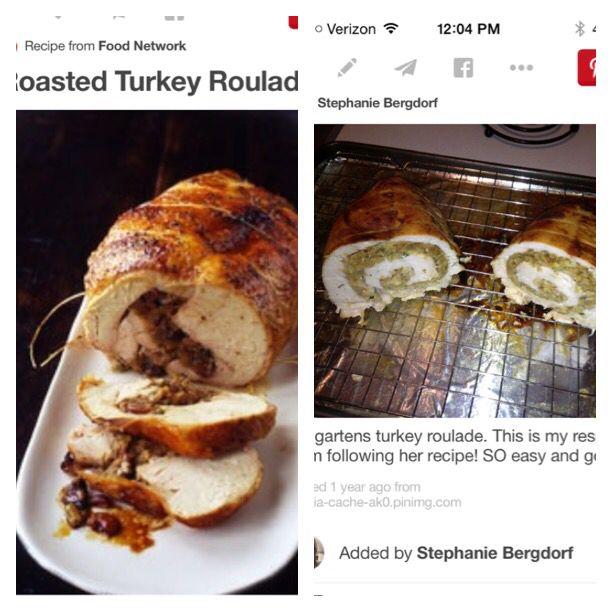 ina gartens turkey roulade