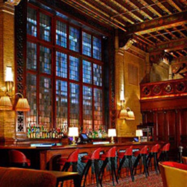 The Campbell Apartment 1920 Era Tail Lounge Nyc Grand Central Station Loved My Visit
