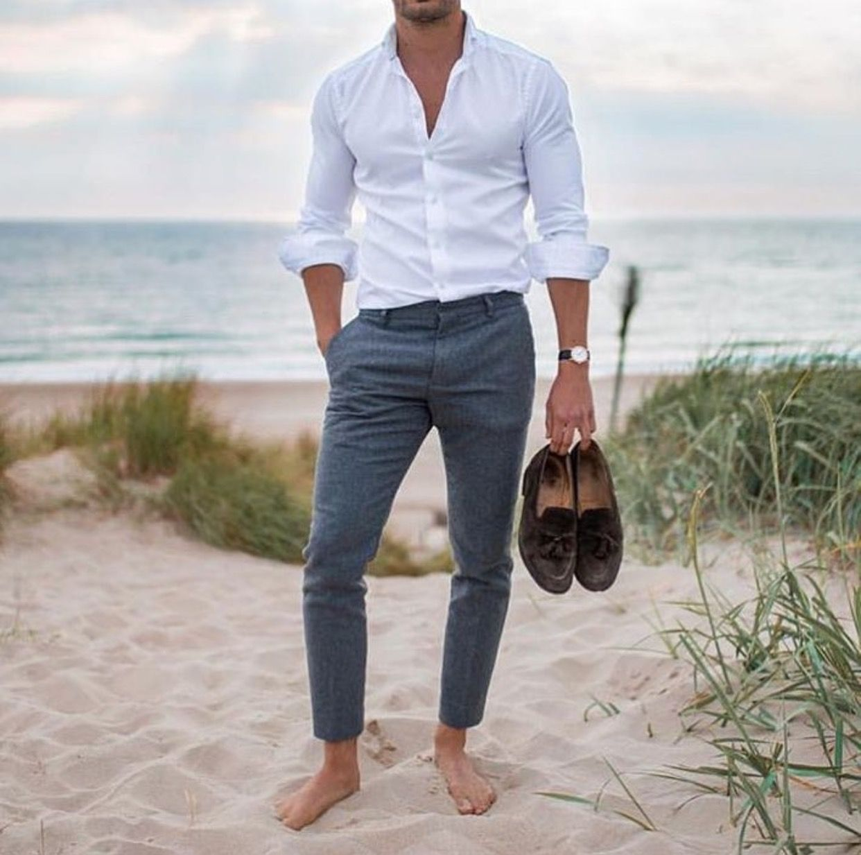 Summer Style Www Gentlemans Essentials Beach Wedding