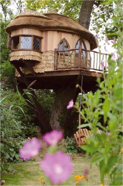 casas del arbol (3) Bosque Pinterest El arbol, Casa del arbol - casas en arboles