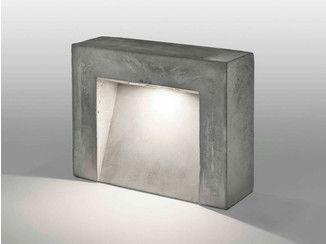 Candeeiro de chão de cimento CENTO3CENTO - LUCIFERO'S