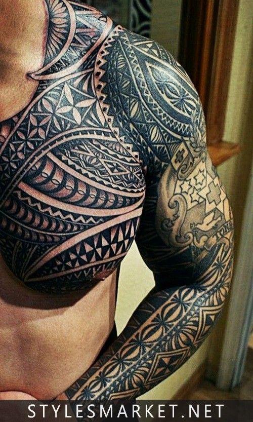 Hawaiian Tribal Ink Best Tattoos Tattoos Tribal Tattoos