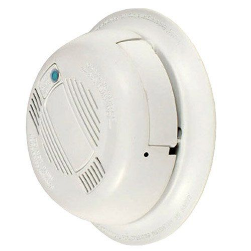 Covert Hidden Security Camera Real Smoke Alarm Detector Function