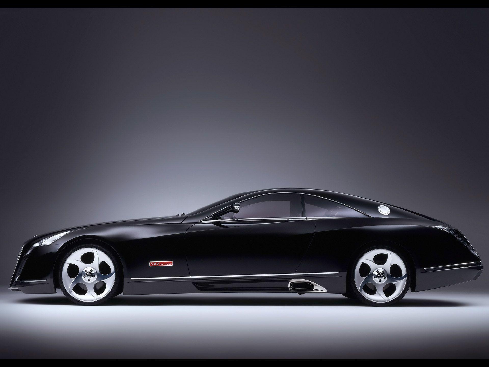 Superior Car | 2005 Maybach Exelero Show Car   Side   1920x1440 Wallpaper