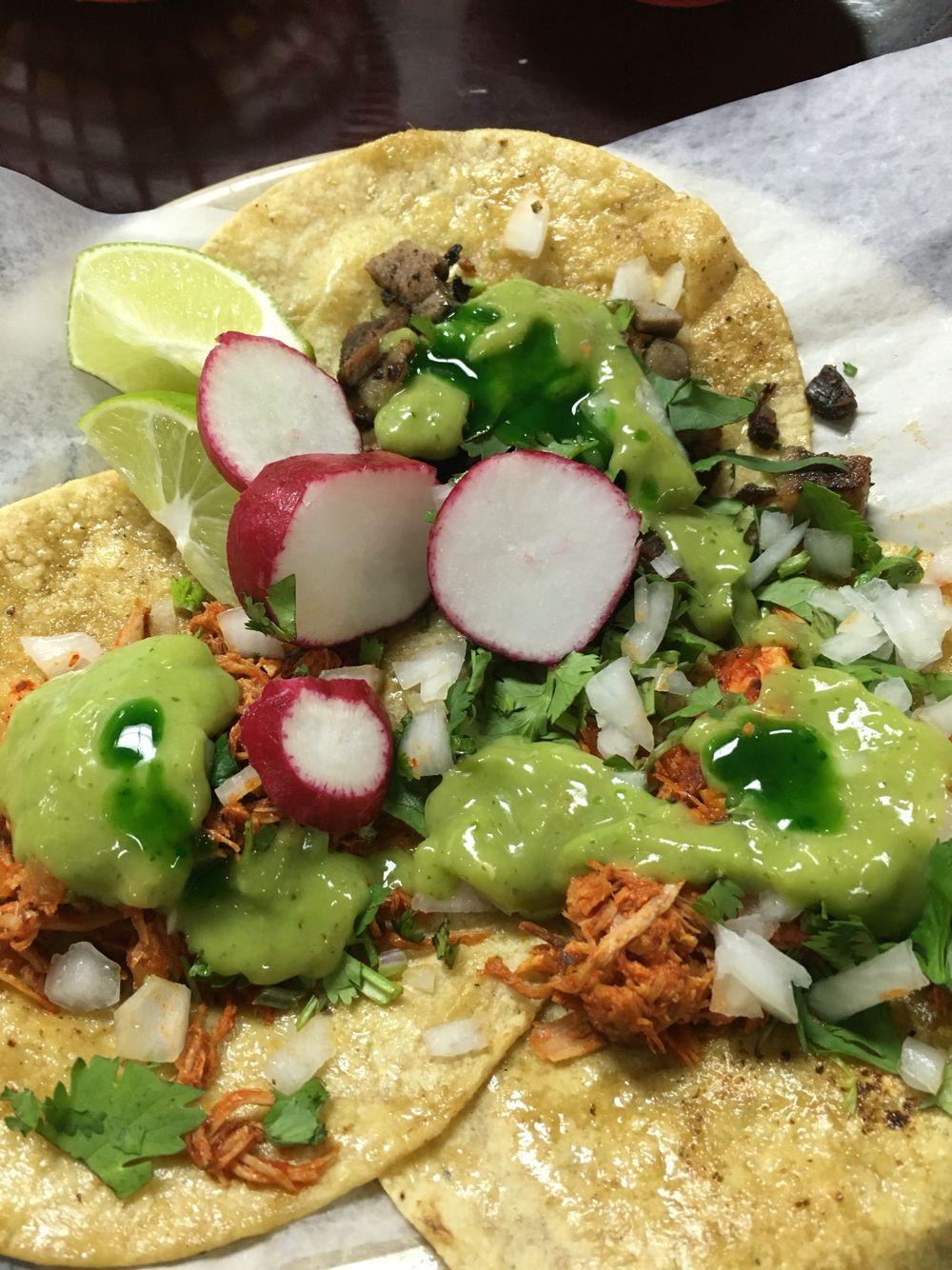 Chicken street tacos good cheap eats recipe street