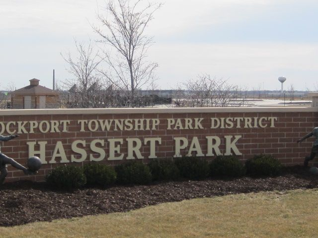 Hassert Park Lockport Township Park District 19623 Renwick