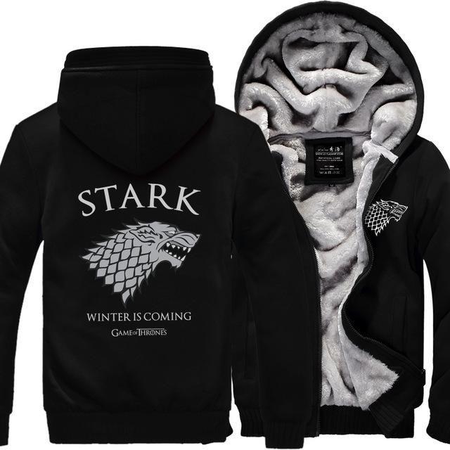 Kids Game of Thrones inspired Logo Hoodie