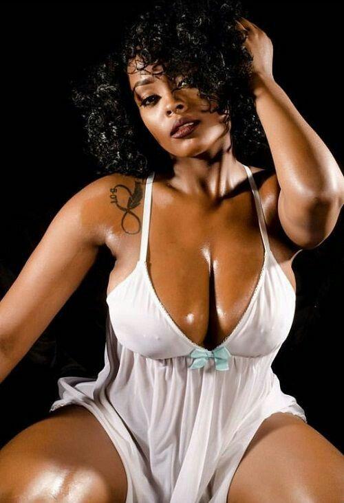 Black Ebony Bisexual Threesome