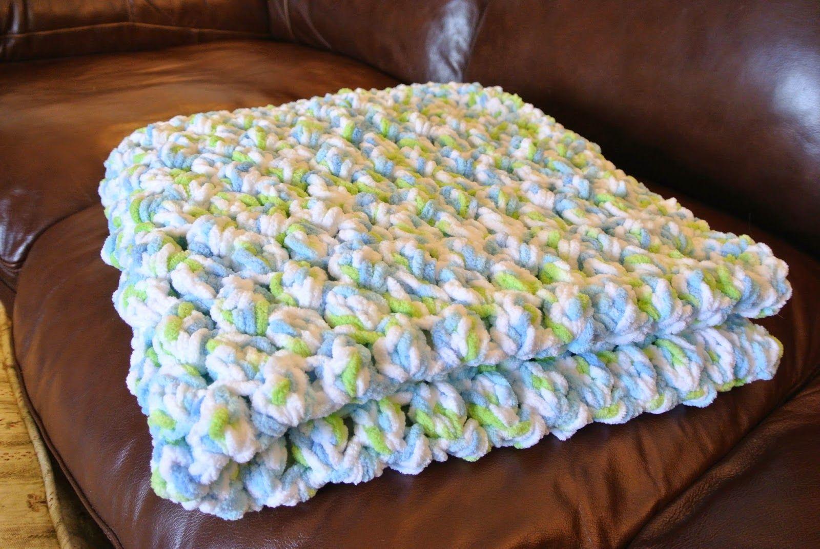 Bunny Blog Bernat baby blanket yarn, Baby blanket