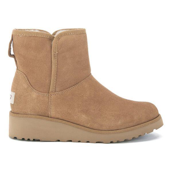 9dd960fa2d9 UGG Women's Kristin Classic Slim Sheepskin Boots - Chestnut ($200 ...