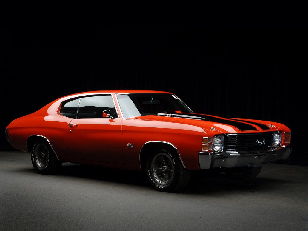 1971 Chevrolet Chevelle SS Idea For My \'71 but has an LS3 In it ...
