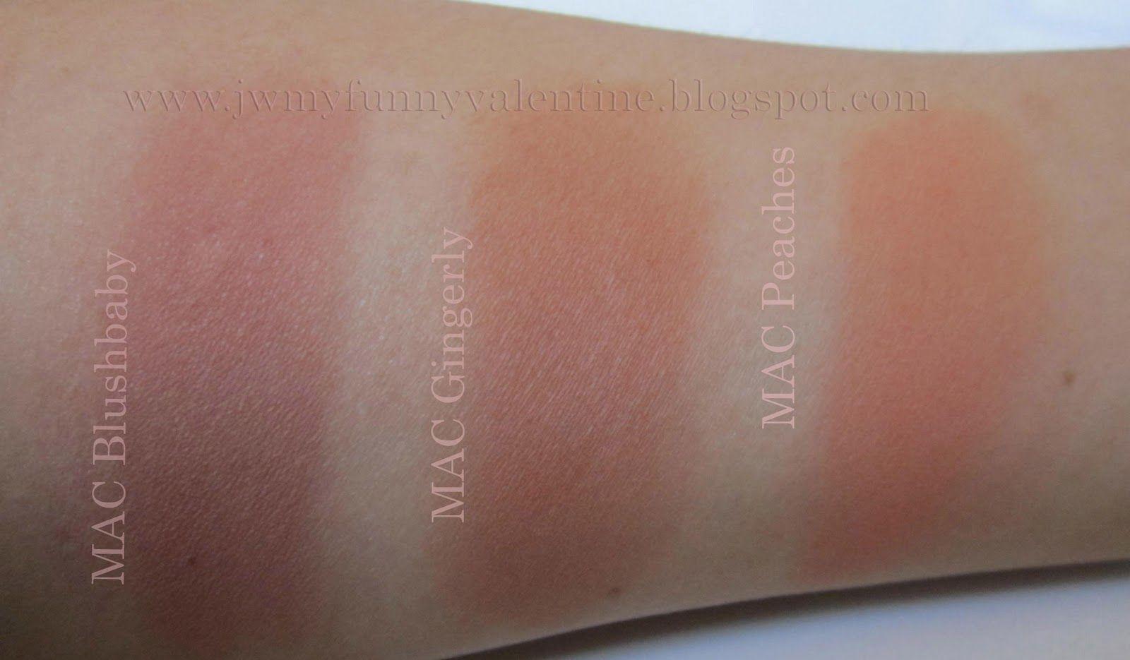 Get Mac Gingerly Blush first! | Makeup | Pinterest | Macs ...