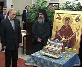 """Image result for vladimir putin church candles Virgin Mary icon"""""""