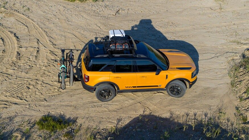 2021 Ford Bronco Sport First Look in 2020 Ford bronco