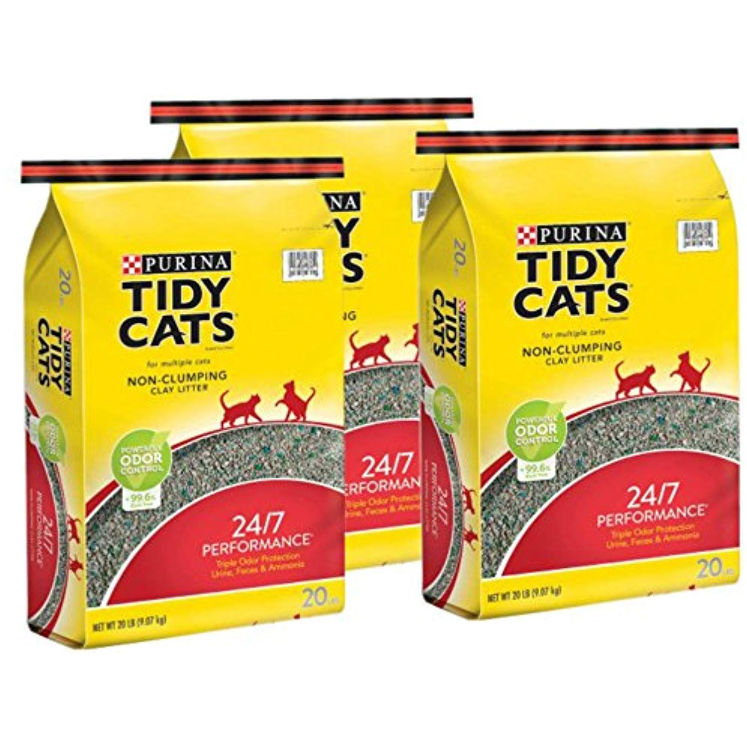 Purina Tidy Cats NonClumping Cat Litter 24/7 Performance