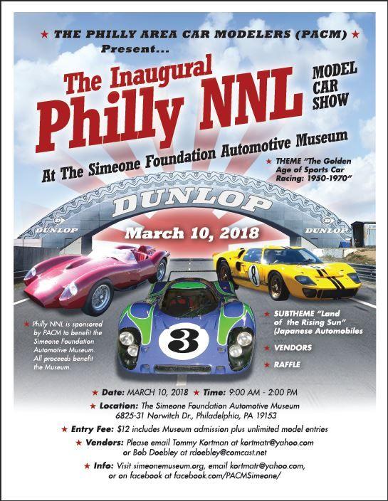 NNL Philadelphia flyer